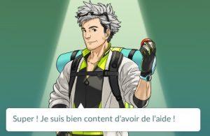Dictionnaire de Pokémon Go