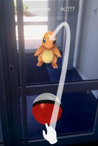Capturez ce pokémon !