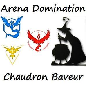 """""""Arena Domination"""" au Chaudron Baveur"""