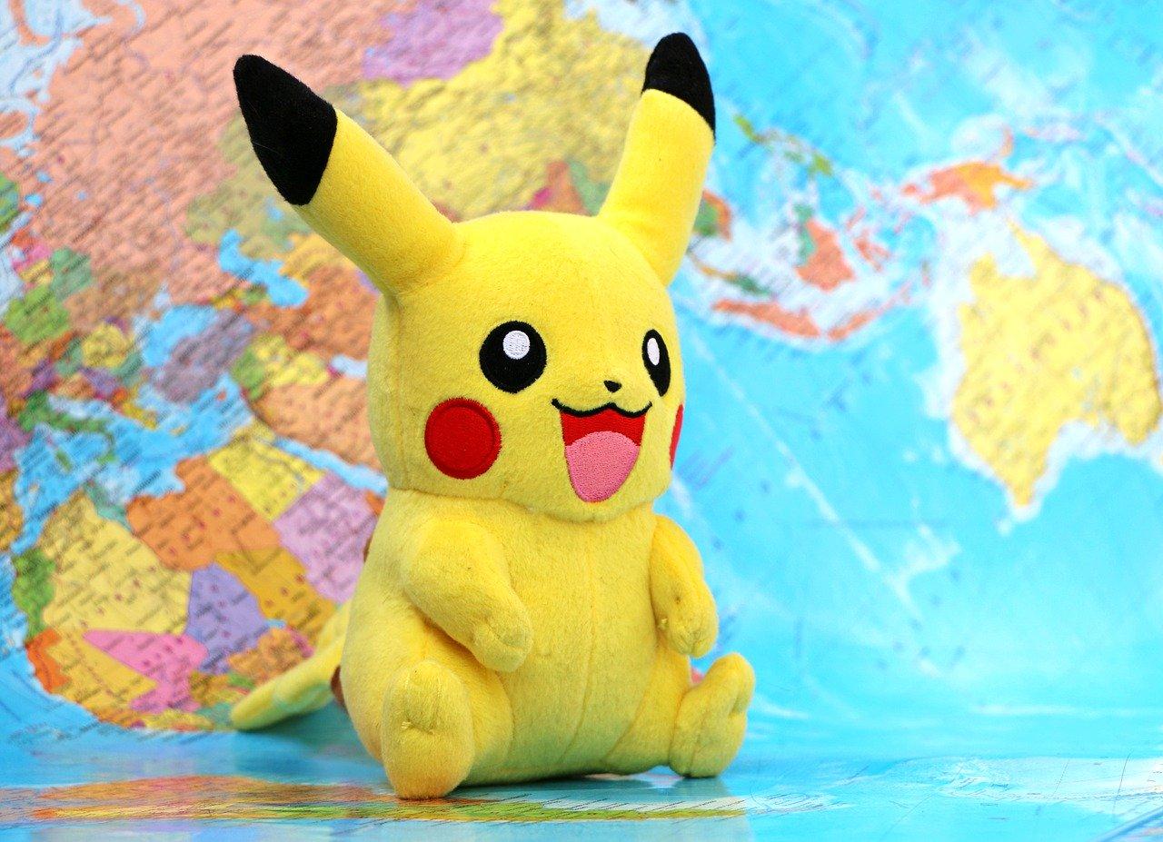 Pokémon Boutique, les différents articles que propose la boutique.